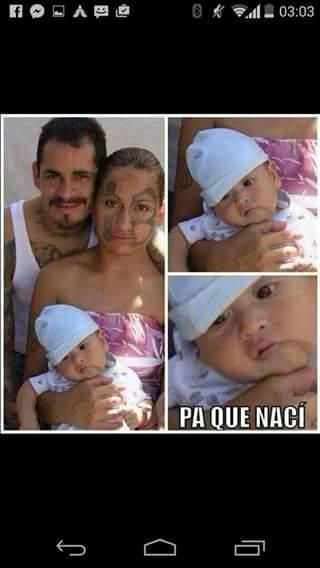 Familia chola - meme