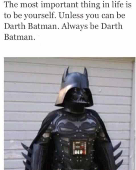 Daryn Batman - meme