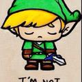 Link pas Zelda ,ok c'est rentrez?