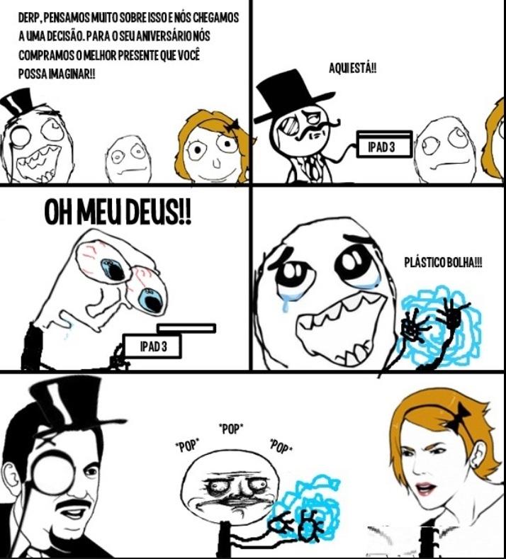 cada um..... - meme
