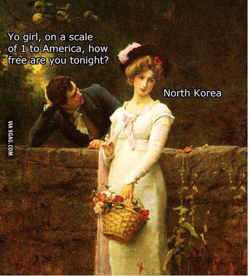 On a scale... - meme