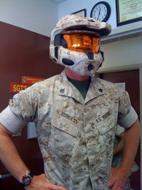 New Marine Corps Uniform regs. Oorah - meme