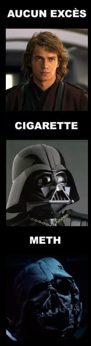 Je vais commencer à fumer ... - meme
