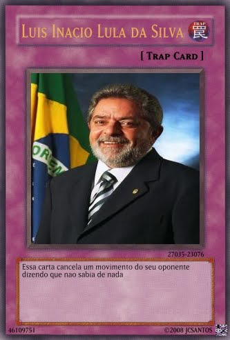 Card lula - meme