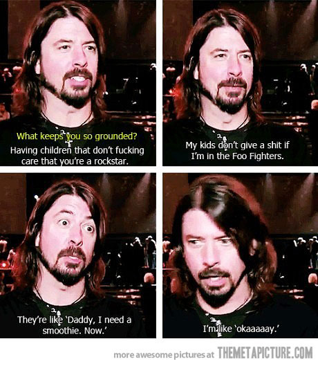 Oh Dave Grohl - meme