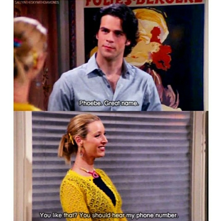 Phoebe - meme
