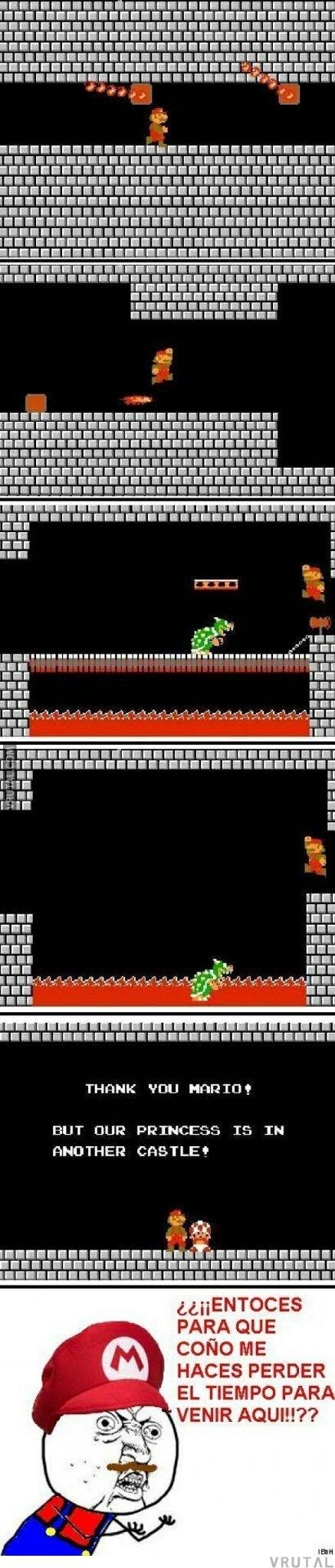 Mario Bros - meme