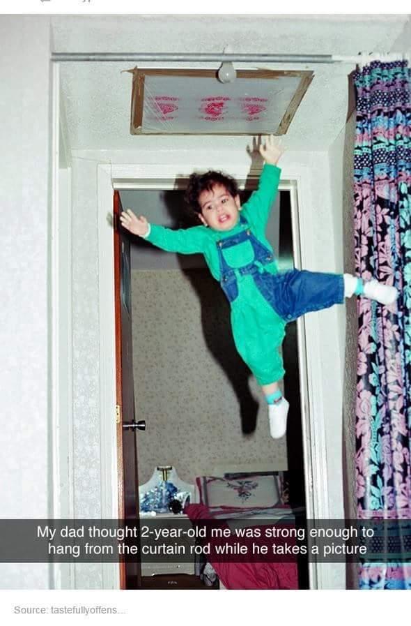 I believe I can fly! - meme