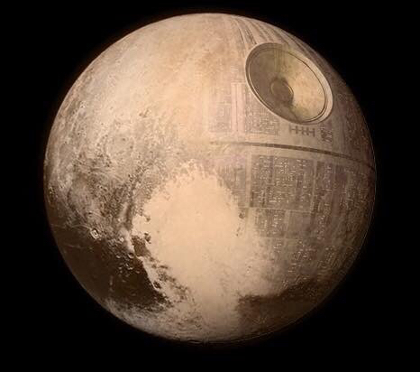 The Real Pluto!!! - meme