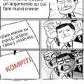 Kompiti confirmed