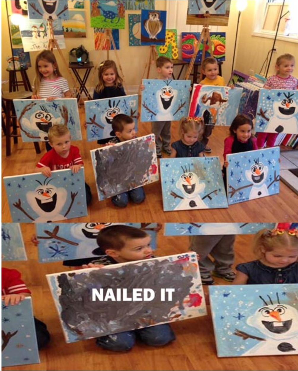 Nailed it - meme