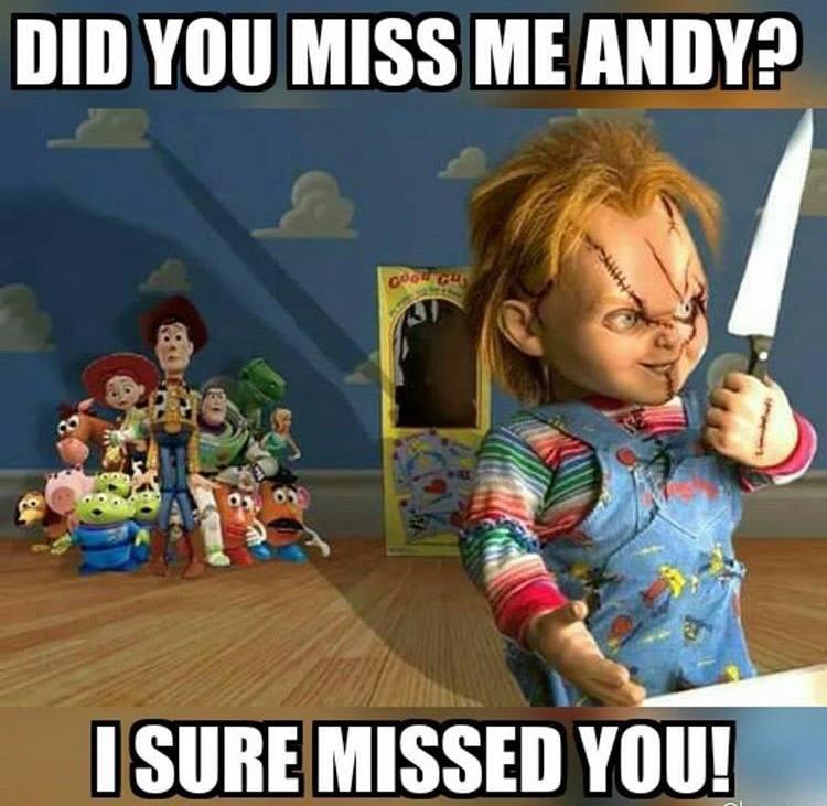 ANDY!!! - meme