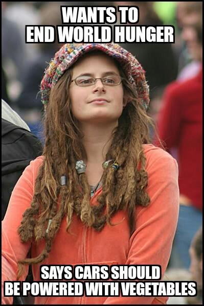 Bad argument hippie has bad arguments - meme