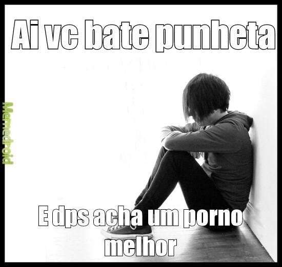 Sad D: - meme