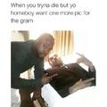Dat nigga dead