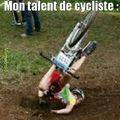 Le vélo ? J'adore sa