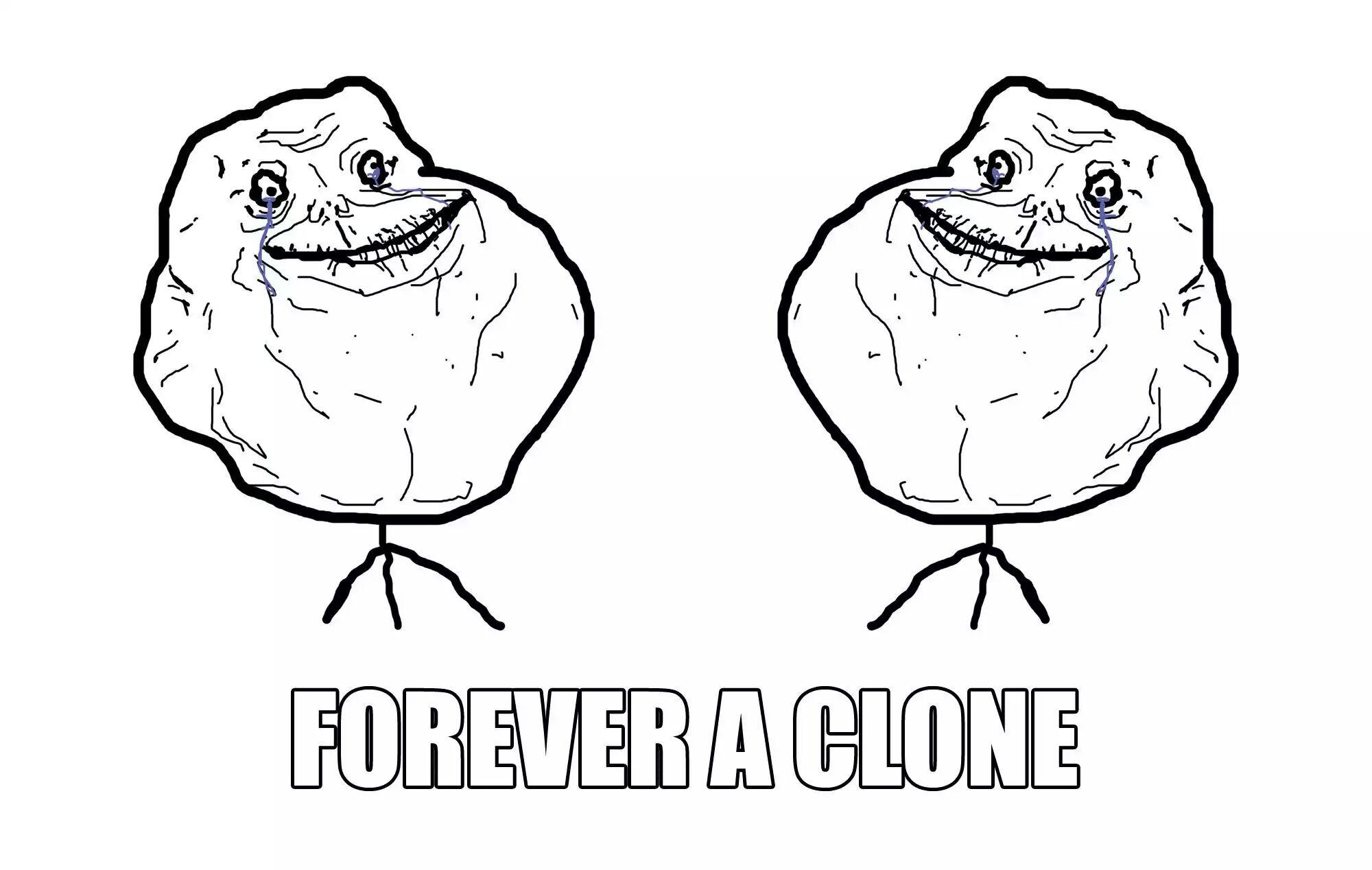 So never alone! - meme