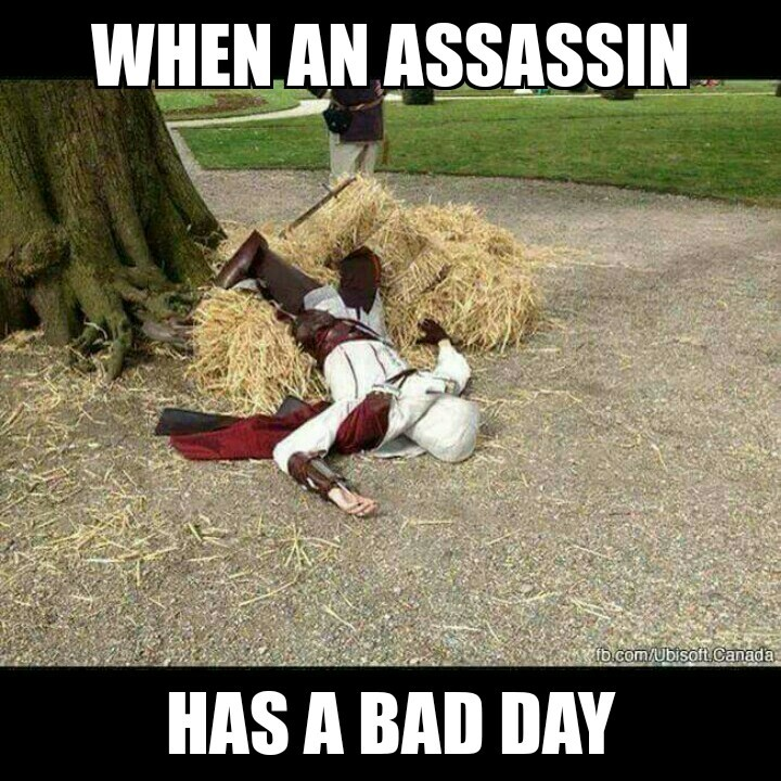 Just assassin things........ - meme