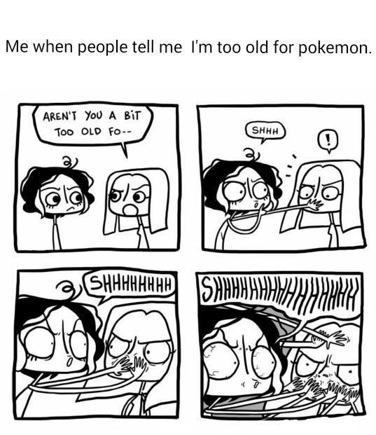 Pokemon! - meme