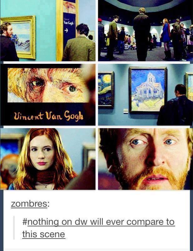 Title loves Doctor Who - meme