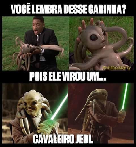 Graças a Obi-Wan Kenobi - meme