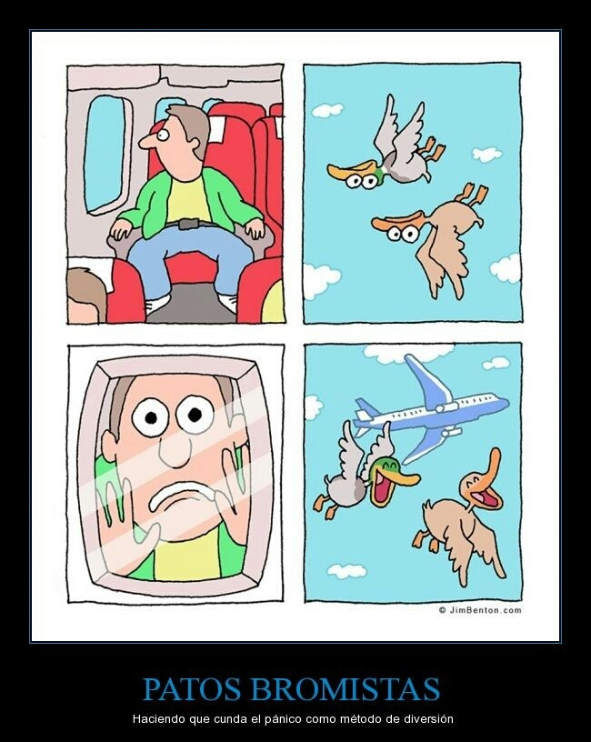 Patos... - meme