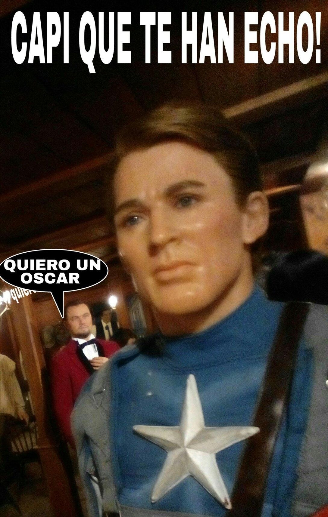Museo de cera de Madrid *facepalm* - meme