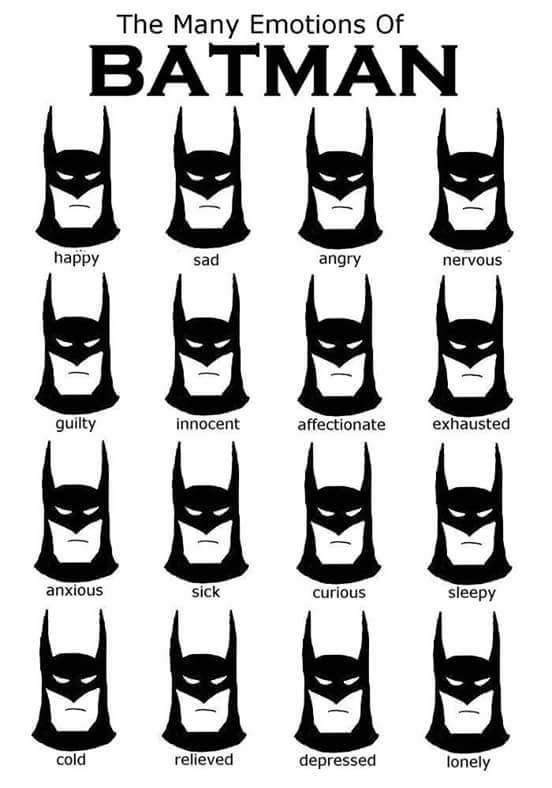 Batman! - meme