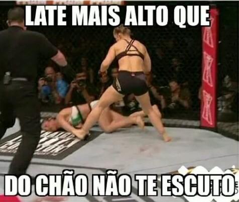Ronda again (: - meme