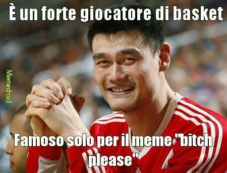 Cito:Yao ming - meme