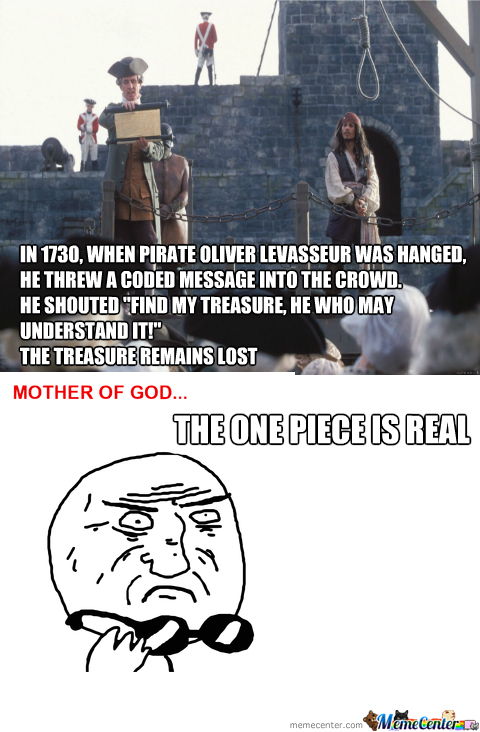 Favorite One Piece villain? - meme