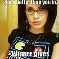 Oh Gamer Girl...
