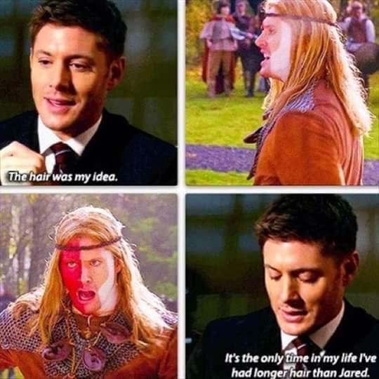 Love Dean so much <3 - meme