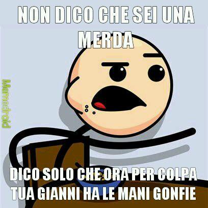 Poor Gianmi - meme