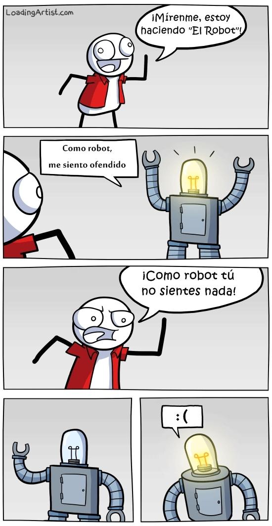 Robots :( - meme