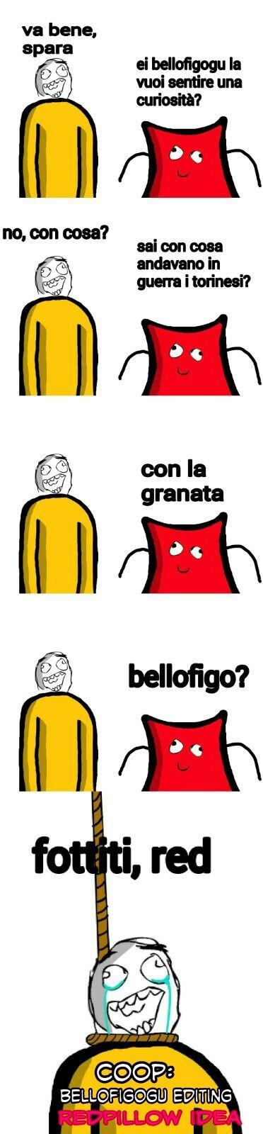 Spero piaccia coop con Bellofigogu! Cito Maty774 e GiordanoTrinca - meme