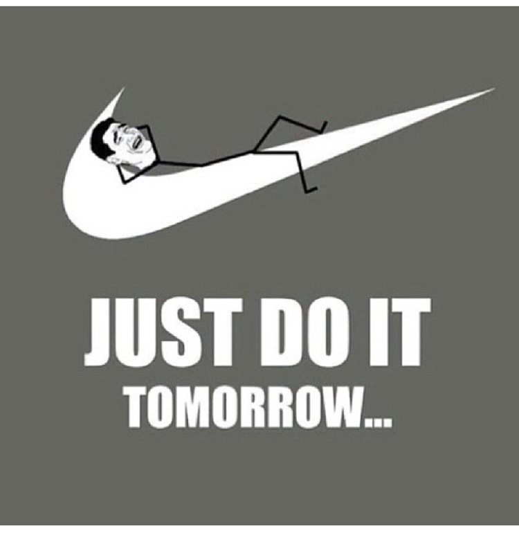 Just Do It! - meme