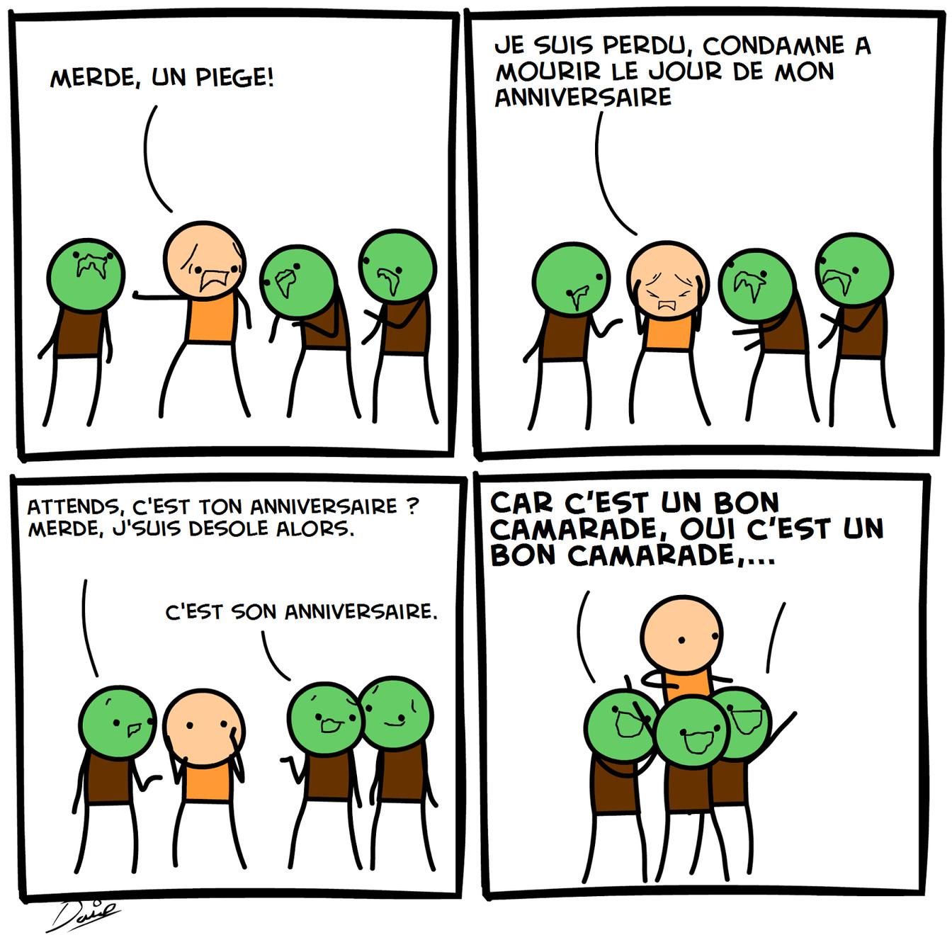 Cyanure et Bonheur #33 - meme