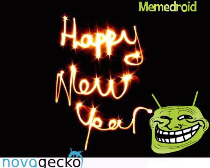 buon anno nuovo! - meme