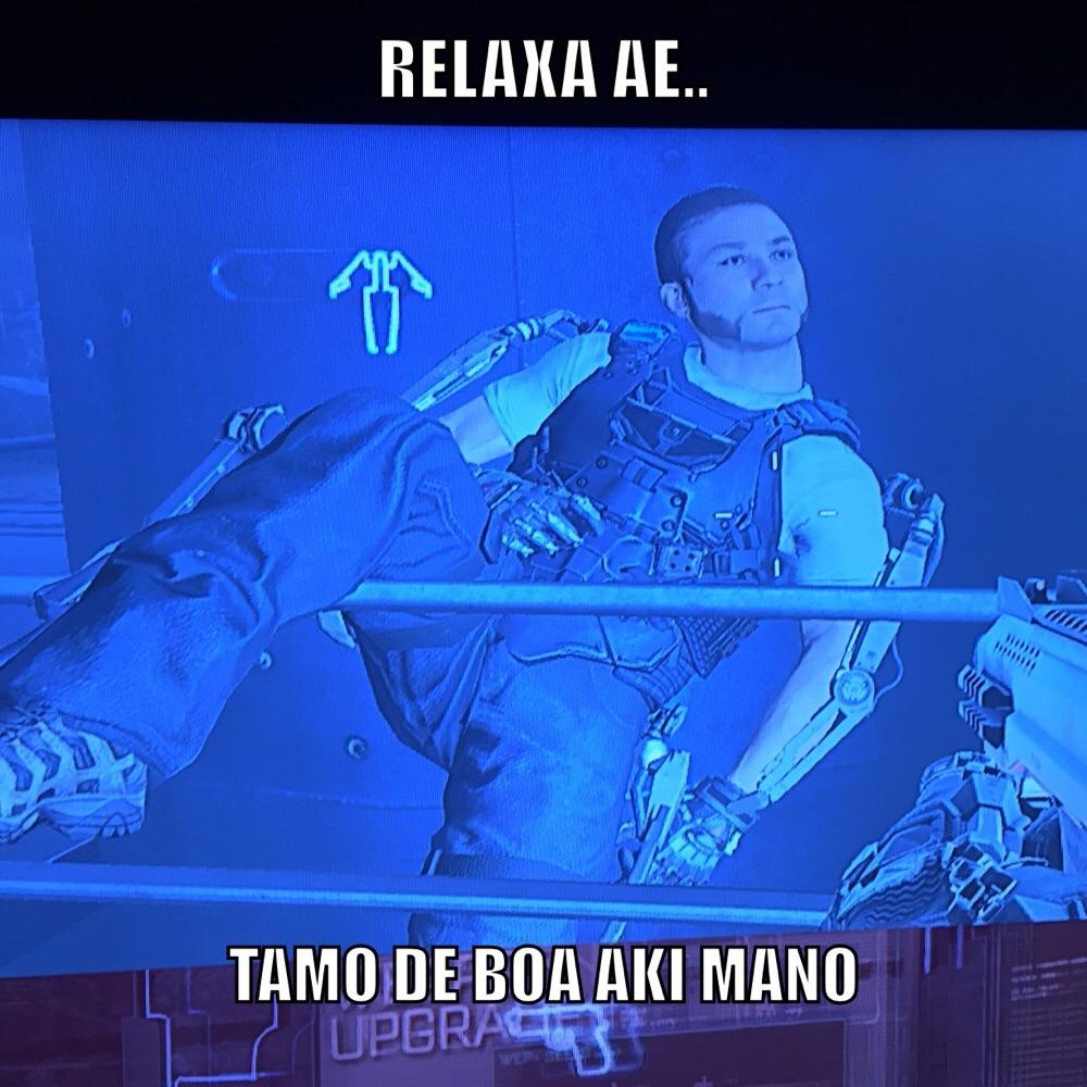 Relaxe... - meme
