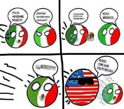 Run mexico ruuun! - meme