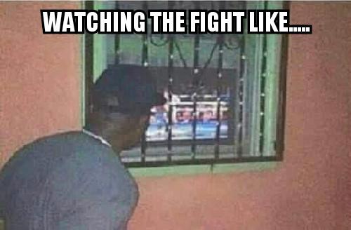 Mayweather vs Pacquiao - meme