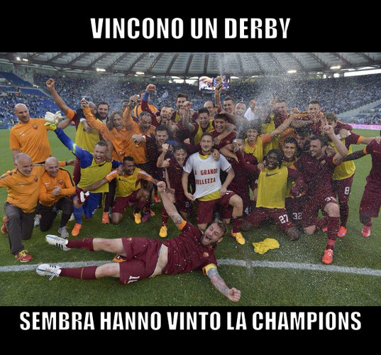As Roma che ci combini - meme