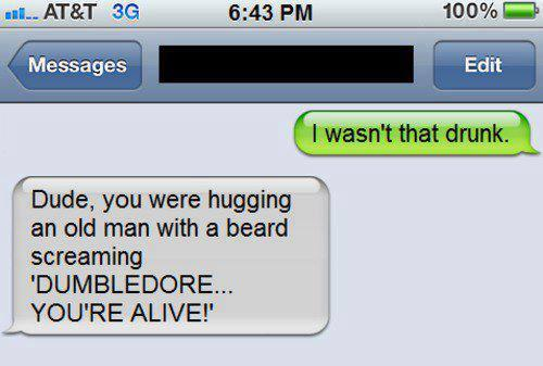 Dumbledore, why?! :'( - meme
