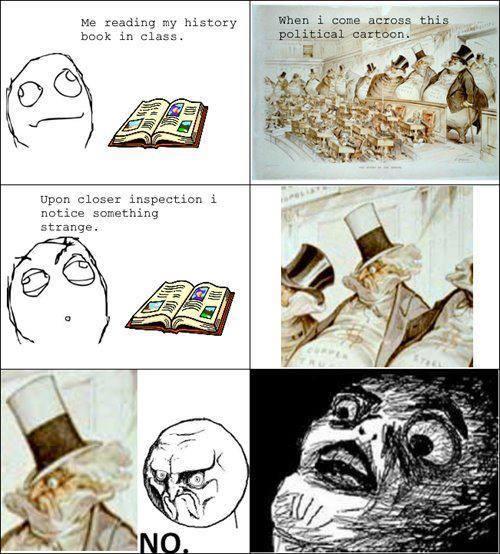 Hate history - meme