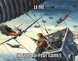 Pay-to-win - meme