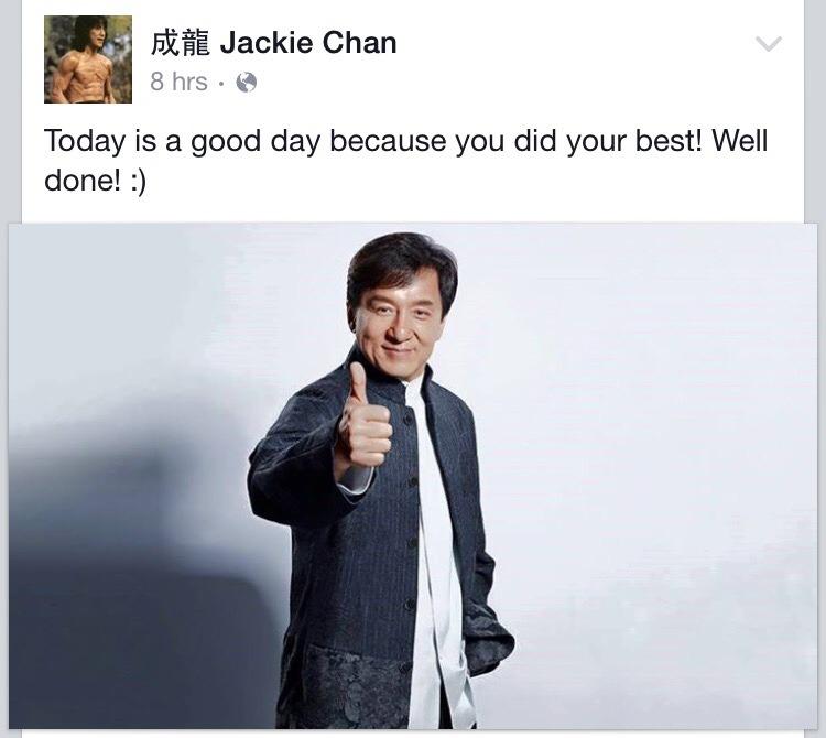 Thanks Jackie - meme