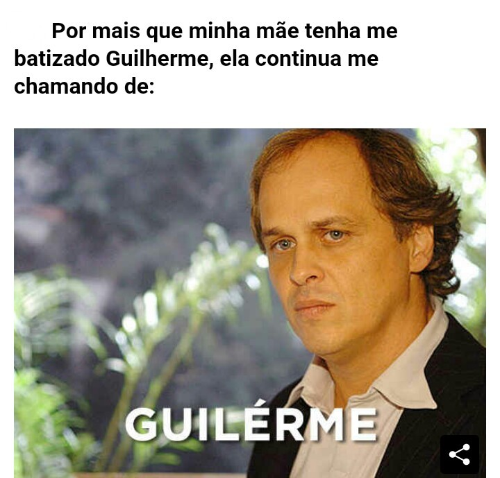 GUILÉÉRME - meme