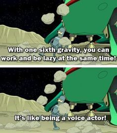 Voice acting - meme