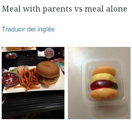 Meal - meme
